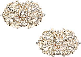 wedding shoe accessories clip