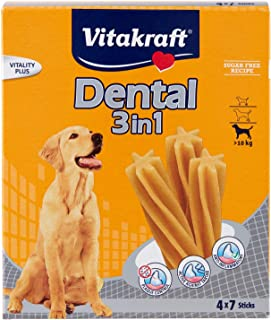 VITAKRAFT Vita Fuerza Cuidado Dental Snack para Perros Multi