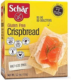 Schar Crispbread, 5.3-Ounce (Pack of 6)