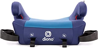 Diono Solana 2 Backless Booster Seat, Blue