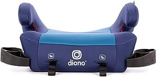 Solana 2 Latch Light Weight XL Backless Booster Seat, Blue