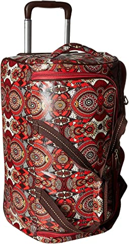 Artist Circle Suitcase