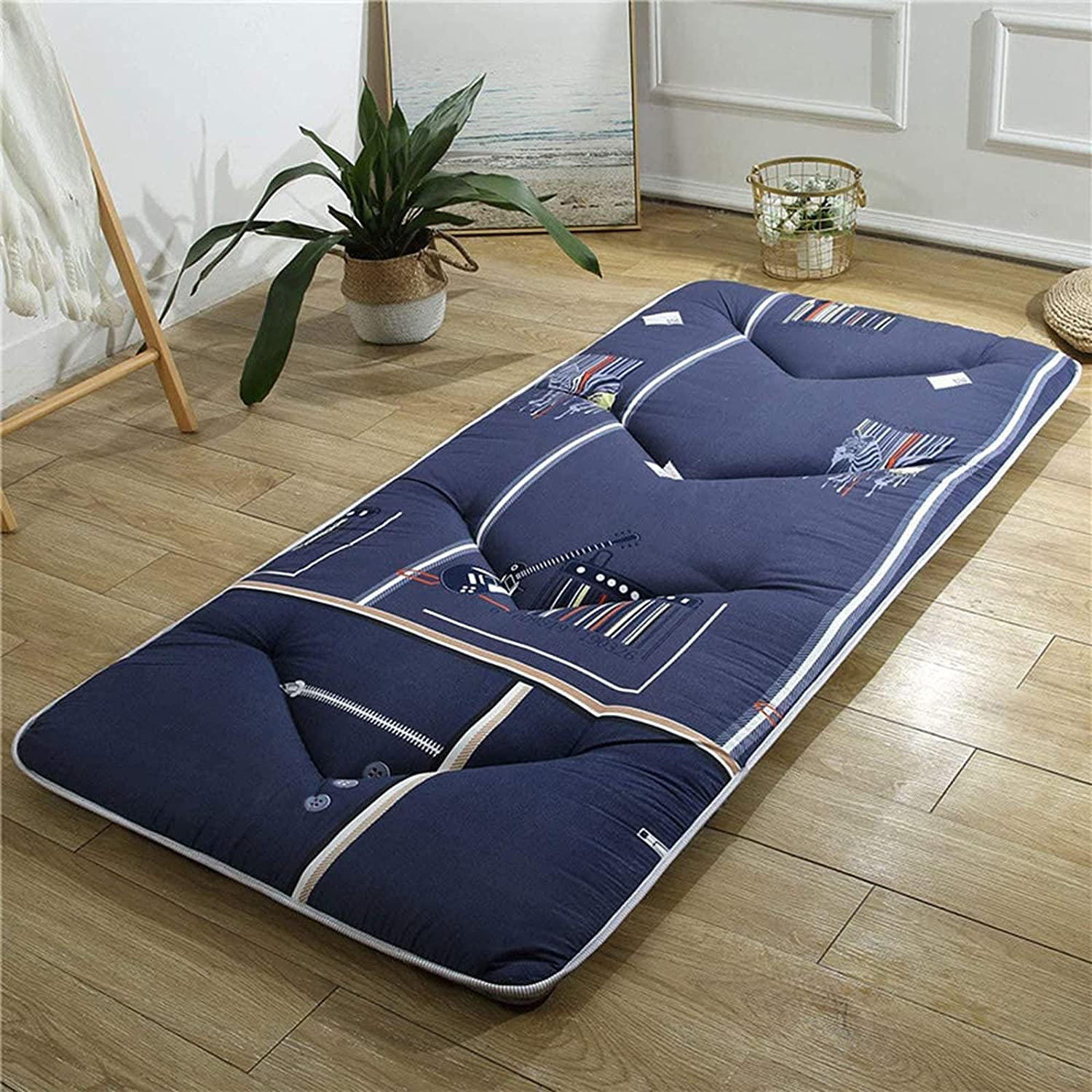 LIMIAO New Free Shipping Tatami Floor Mat Japanese Be Massage Bed Rolling Thai Save money