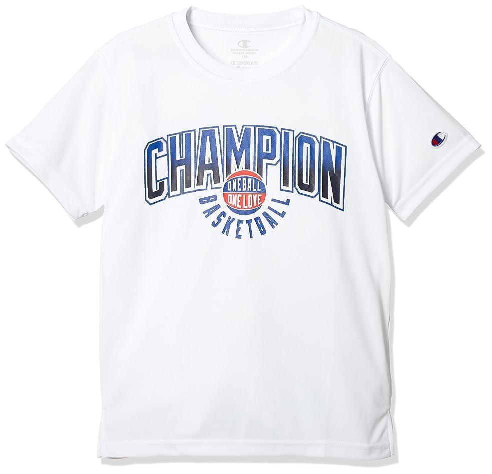 フィールドぞっとするようなガイダンス[チャンピオン] プラクティスTシャツ バスケットボール CK-NB315