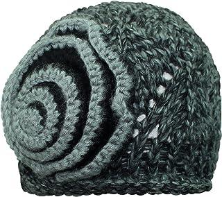 Luxury Divas Beautiful Crochet Knit Beanie Cap Hat