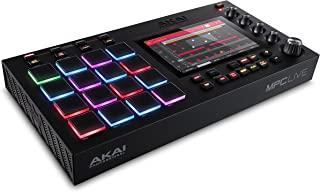 """Akai Professional MPC X   Standalone MPC with 10.1"""" High-Resolution, Adjustable, Multi-Touch Display MPC Live Multicolored"""