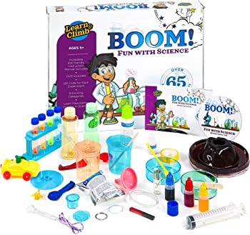 Learn & Climb Kids Science Kit