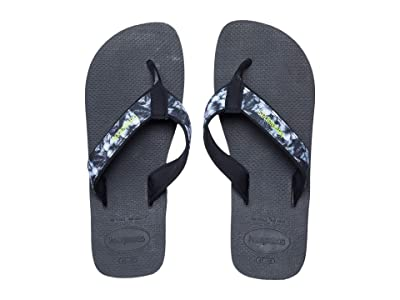 Havaianas Surf Material Sandal (Black) Men