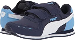 Puma Kids - Cabana Racer Mesh V (Little Kid)