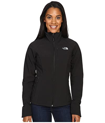 The North Face Apex Bionic 2 Jacket (TNF Black/Mid Grey) Women