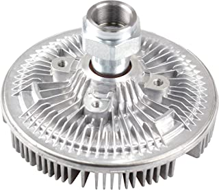 MYSMOT Engine Cooling Fan Clutch for 99-03 Ford Excursion F-250 F-350 F-450 F-550 Super Duty 7.3L Turbo Diesel F81Z8A616-DA 2837