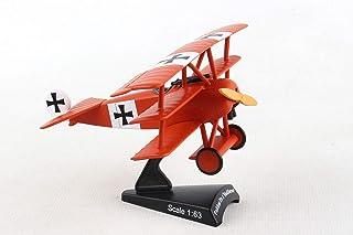 Daron Worldwide Trading Fokker DR.I 1:63 Red Baron Vehicle