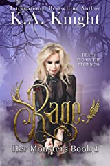 Rage (Her Monsters Book 1) (English Edition) eBook Kindle