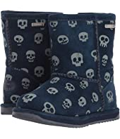 EMU Australia Kids - Skull Brumby Glow in the Dark Waterproof (Toddler/Little Kid/Big Kid)