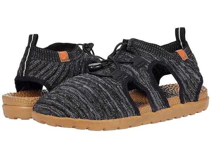 Acorn  Everyweartm Casco Sport (Black Heather) Mens Shoes