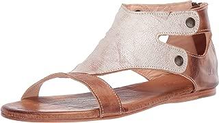 Bed STU Soto Sandal in Nectar Lux Tan Rustic (9)