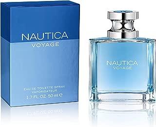 Nautica Voyage for Men Eau de Toilette Spray, 50 ml