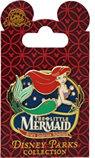 Disneyland Pin - DLR - The Little Mermaid Ariel's Undersea Adventure