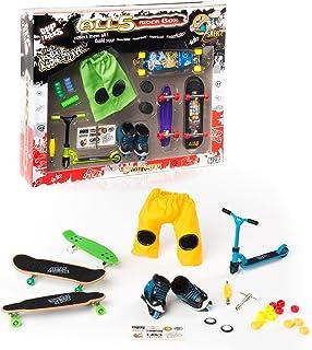 Grip&Tricks – 5RIDER BOX – GIFT SET OF – FINGER SKATES –..