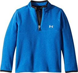 Heathered Logo 1/4 Zip (Toddler)