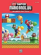 New Super Mario Bros.(TM) Wii: Simplified Piano Solos