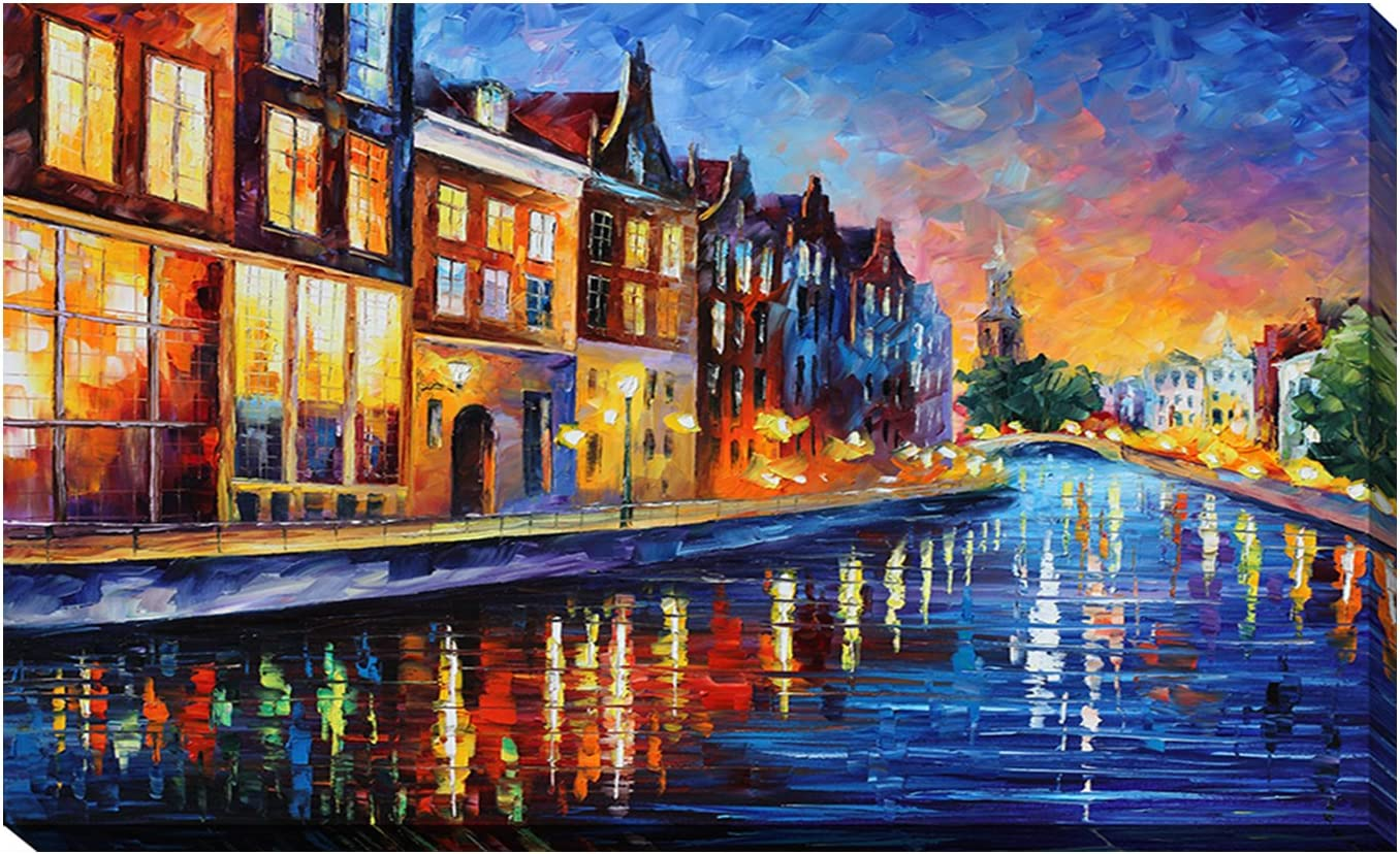 Picture Perfect Complete Free Shipping International Giclee Stretched It is very popular Leoni by Art Wall