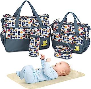 ست توتال کیف پوشک 5PCS - کیف کودک برای مادر