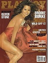 Playboy Magazine - November 2004 - Brooke Burke