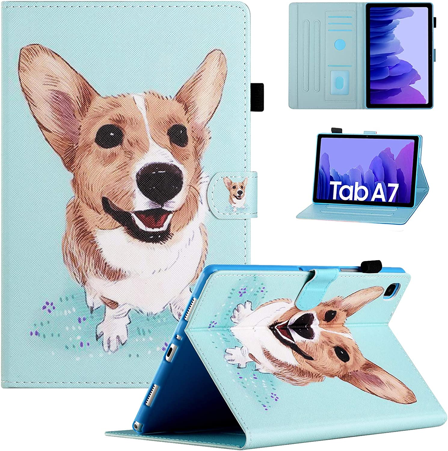 Fancity Samsung Galaxy Tab A7 10.4 Discount is also underway Cas 2020 Case Bombing free shipping