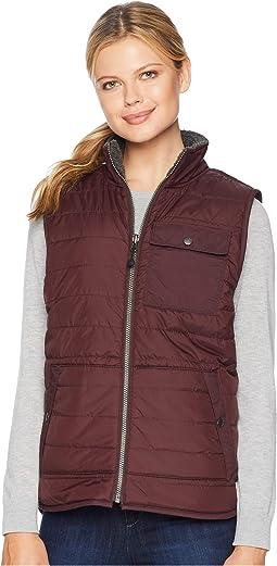 Amoret Sherpa Lined Vest