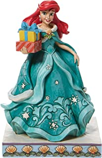 Enesco Disney Traditions Ariel with Gifts Figurine