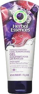Herbal Essences Totally Twisted Curl Scrunching Gel 6 oz. (Pack of 3)