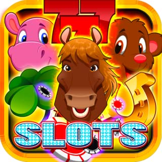 Farm Jackpot Slots Furry Friends Contest Slot Machine Free HD for Kindle Multi Reel Real Mini Games Bonus Slots Wonderful Jackpot Bonuses Best Slots Game Saga