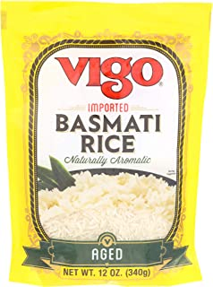 Vigo Rice Basmati, 12 oz