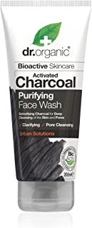 DR Organic Face Wash Activated Charcoal