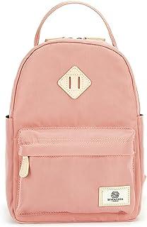 – Mochila Mayfair Mini Moderna, Simple y Elegante en Rosa al Estilo clásico iPad o una Tableta