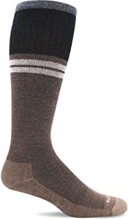 Sockwell Men's Sportster Moderate Graduated Compression Sock