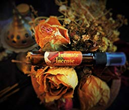 Intimate Incense Eau de Parfum Spray, Cinnamon, Clove, Spikenard, Vanilla, Frankincense, Myrrh, Rose