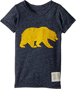 The Original Retro Brand Kids - Cal Bear Mocktwist Tee (Toddler)