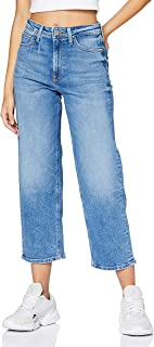 Lee Wide Leg Jeans para Mujer