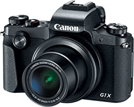 Canon PowerShot G1 X Mark III Digital Camera - Wi-Fi Enabled