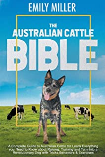 The Australian Cattle Bible: A Complete Guide To Australian Cattle For Learn Everything You Need To Know About Raising, Tr...