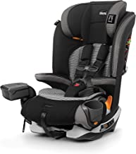 Chicco MyFit Zip Air 2-in-1 Harness + Booster Car Seat for Toddlers and Big Kids, 5-Point Harness, Belt-Positioning Booster, Zip-and-Wash Fabrics, 3D AirMesh for Breathability, Q Collection