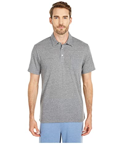 Alternative The Everyman Polo (Eco Grey) Men