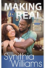 Making it Real (Henderson Family Book 3) Kindle Edition