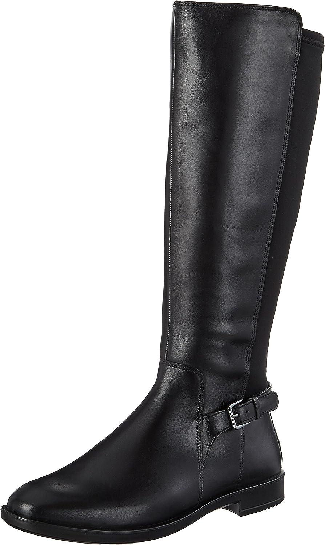 ECCO Kvinnors skepnad M 15 Tall Riding Boot Boot Boot  prisvärd