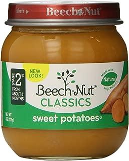 Beech-Nut Classics, Sweet Potatoes, 4 Ounce (Pack of 10)