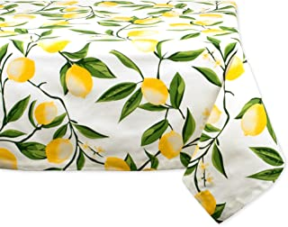 DII CAMZ38776 Rectangular Cotton Tablecloth for Summer BBQ Catering Events, Dinner Parties, Special Occasions or Everyday ...