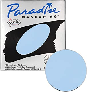 Mehron Makeup Paradise AQ Refill (.25 ounce) (Light Blue)