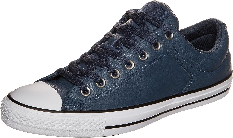 Converse Chuck Taylor High Street Oxford Fashion Sneaker - Navy/Black/White - Men